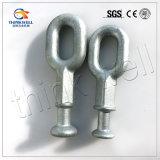 Acessórios ovais de aço forjados da potência do olho da esfera/acessórios elétricos