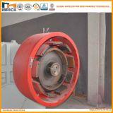 Machine de fabrication de brique automatique plaque de frottement de pièces de rechange