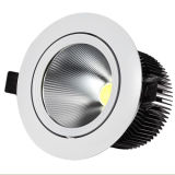 16W LED Downlight con SAA, CE, RoHS Approved (Hz-TDP16WI)