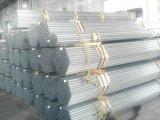 ERW Pre гальванизированное вокруг стальной трубы и пробки