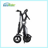 China por mayor Mini plegable Hoverboard Vespa 250W bicicleta eléctrica
