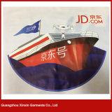 Fornitore poco costoso della fabbrica della maglietta di promozione dell'OEM di Guangzhou (R166)