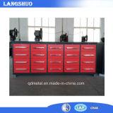 Gabinete de ferramenta de aço laminado 20 gavetas do armazenamento