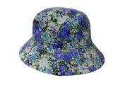 Sombrero del compartimiento con la tela floral (BT034)