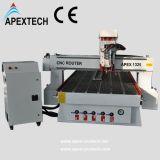 CNC маршрутизатора 3D CNC высокой точности 1325 деревянный высекая деревянную машину