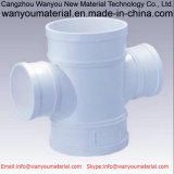 De de plastic die Buis van het Water en Montage van de Pijp in China wordt gemaakt