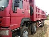 맞은 손잡이 드라이브 HOWO 쓰레기꾼 트럭 6X4에 의하여 사용되는 트럭 Rhd