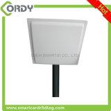 Leitor do controle de acesso de RFID para o leitor de cartão da escala longa RFID do estacionamento 5-6m