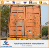 PP Twisted Fiber для Concrete Reinforcement