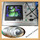 Câmera do poço de água, câmera subaquática, câmera do monitor da perfuração, câmara de vídeo do Downhole, câmera do Wellbore, câmara de vídeo da perfuração, câmera do furo Drilling,