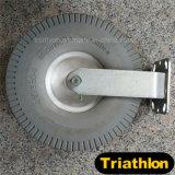 Pneumáticos & rodas livres lisos de alumínio do caminhão de mão de Cosco 4.10/3.50-4 3.50-6
