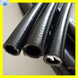Высокий шланг цвета R7 черноты шланга смолаы давления