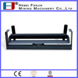 Coal Mine Steel Conveyor Plain Roller met Idler Frames