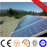 Малая портативная домашняя солнечная электрическая система с светом, обязанностью, батареей панели солнечных батарей
