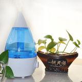 humectador casero portable plástico del aire del tanque de agua 2L mini