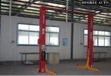 Élévateur hydraulique de véhicule de levage automatique clair d'étage de poste des équipements de véhicules 3.2t deux