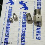 Adaptateur de Ksi des pièces de rechange 60 de tête de machine de découpage de jet d'eau d'Ecl