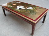 Meubles antiques de reproduction - table basse (DT505)