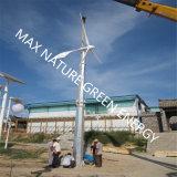 turbina pequena do gerador de vento 1.4kw com os painéis solares com Ce e ISO