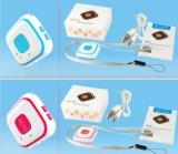 Mini monitor do telefone móvel SOS do GPS para o miúdo ou a pessoa idosa
