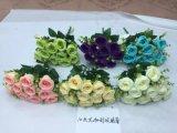 Alta qualità dei fiori artificiali Rosa Bush di Gu-Jy912204313