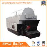 Kohle abgefeuerter voller automatischer Kettengitter-Dampfkessel