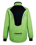 Veste robuste imperméable à l'eau douce avec capuche pliante