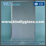 3-8mm ont durci le miroir gâché par miroir décoratif en verre de sûreté de miroir de charme de miroir