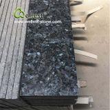 Telha Polished da parede do assoalho do granito da pérola do azul G979 real