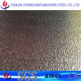 3003 de Plaat van het Aluminium van het Patroon van de sinaasappelschil in de Voorraad van het Aluminium