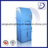 Machine de Coton Carton Plastique Recyclage Baler paille pour les ventes