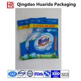 1kg, 2kg Emballage en poudre en poudre, sac de détergent à lessive en plastique