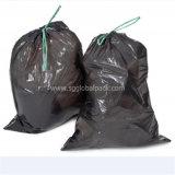 Sacchetti di immondizia del LDPE per 72 litri nel colore nero