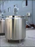Réservoir de mélange liquide mince épais d'acier inoxydable