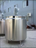 Mezclador de mezcla líquido fino grueso de Agel del tanque del acero inoxidable