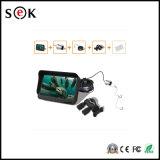 水中夜間視界ビデオ釣カメラ720p/30mケーブルライン4.3inch LCDの監視テレビ6 LEDライト視覚魚のファインダー