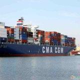 O melhor frete do transporte do oceano de China a Antofagasta/Chile