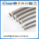 304 tubi flessibili di /PTFE del tubo flessibile dell'involucro dell'acciaio inossidabile/tubo flessibile chimico