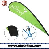100% Polyester drapeaux Impression plage (BF01)