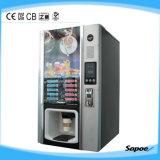 Distributore automatico della bevanda di freddo caldo 4 calde & 4 di vendite di Sapoe--Sc-8904bc4h4-S