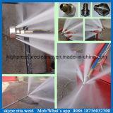 Producto de limpieza de discos de alta presión del tubo de desagüe del estorbo de la máquina de la limpieza del tubo de desagüe de la alcantarilla