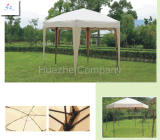 1.8m Steel 6 Edge Shape Folding Gazebo Folding Gazebo Folding Canopy Pop up Tent Easy up Gazebo