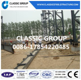 Magazzino industriale della struttura d'acciaio del blocco per grafici dell'isolamento termico