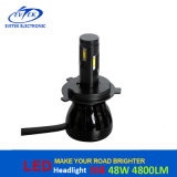 Buen kit de la linterna del precio 48W 4800lm 9004/9007 H13 H4 Hi/Lo LED para el reemplazo auto de la linterna