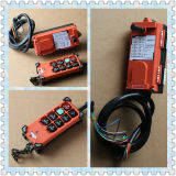 Interruptor de tecla F21-6s da grua, interruptor de controle remoto F21-6s