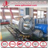 La qualité a enduit la bobine d'une première couche de peinture en acier galvanisée de PPGI