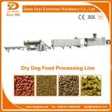 Equipo de proceso de perro de animal doméstico y para gatos de la comida que hace la máquina del estirador de tornillo gemelo