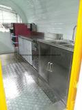 Heiße Verkaufs-beste Qualitätseinzelner Tür-Lebesmittelanschaffung-Stand