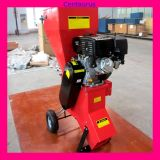 Shredder Chipper de madeira do motor de gasolina 13HP