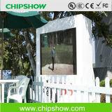 Индикация СИД напольный рекламировать полного цвета Chipshow P10 IP65